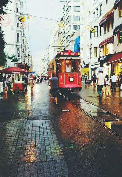 Eye4photography  EyeEm Best Shots Taksim Taksim Istiklal Taksimbeyoglu Tomris Check This Out OpenEdit Rainy Day Yagmurlubirgun