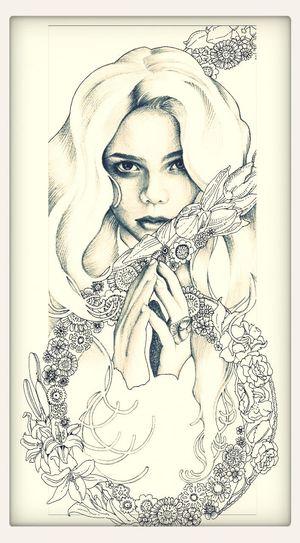 Drawing Art Artwalk Uk1