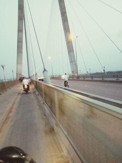 Wire Bridge Yamuna