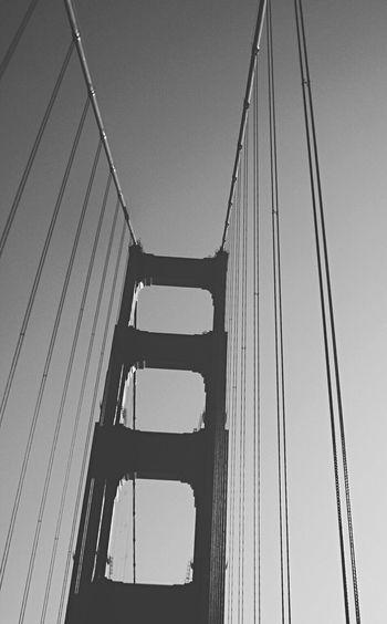 The Architect - 2016 EyeEm Awards San Francisco Golden Gate Bridge Monochrome Photography