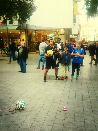 Football Artist Hannover Citylife Today