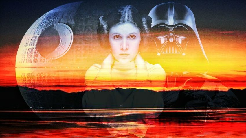 May The Force Be With You Star Wars Princess Leia Darth Vader Death Star May The 4th Be With You Neighborhood Map