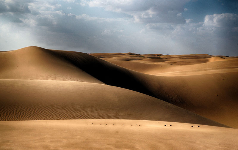 Dunes OMAN Landscape Sand Dune Scenics - Nature Desert Sky Sand Tranquil Scene Cloud - Sky Arid Climate Tranquility Environment Climate Land Beauty In Nature Nature Non-urban Scene Remote Day No People Idyllic Atmospheric