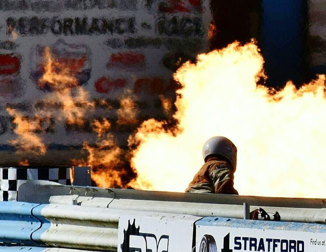 Fire - Natural Phenomenon Danger Flame Burning Heat - Temperature Heat Drag Racing Jet Jet Engine Jetcar Funny Car Quater Mile Shakespearecountyraceway
