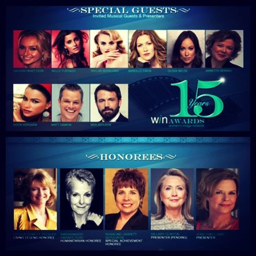 Gbkproductions just picked up a new event! The Womens Image Awards!!! Celebrityevents BackStageEvent Hillaryclinton HaydenPanettiere Nellyfurtado TaylorShilling Mireilleenos OliviaWilde Annettebenning SofiaVergara Mattdamon Benaffleck CeciliaPresley SwaneeHunt RosalindSepulveda JobethWilliams
