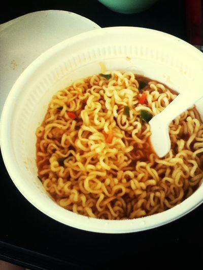 Spicyy Kimchee Bowl :)