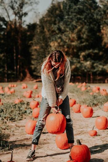 Pumpkin Nature