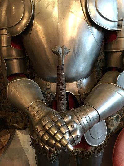 Armor Sword Suit Of Armor Metal Weapon Protection Military Armed Forces War History Medieval Shield Steel Castle