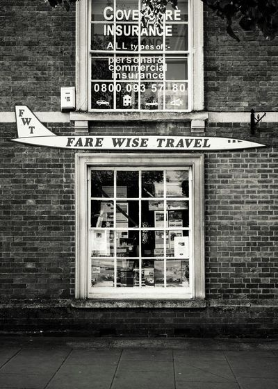 Blackandwhite Streetphotography Windows Black&white Shop Sign Signgeeks Signage Hungerford Travel