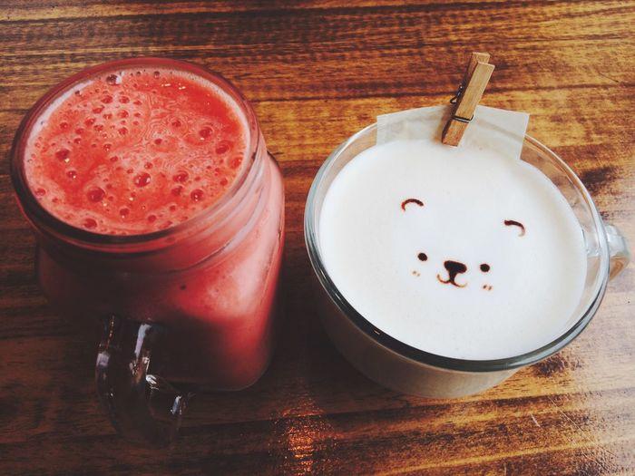 Showcase: November Strowberry EarlGrey Milk Tea Cafe