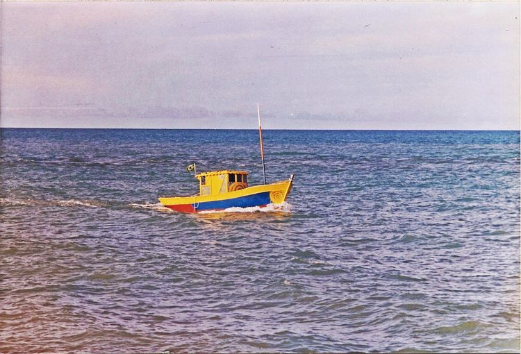 Prado Bahia Sea Nature Nautical Vessel Tranquility Day Tranquility Water Horizon Over Water Brasil 🇧🇷 Scannedphoto Pentax K1000