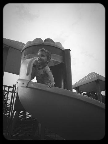 Super Cute Bad Boy  Playin Park