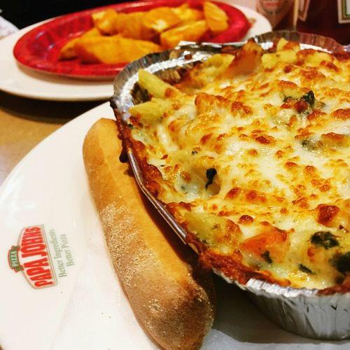 Food Porn Awards Dinner Papajhonspizza