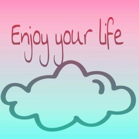 Smile and enjoy your life ☆ Life<3 Lebe Dein Leben ... Egal Was Passiert Mein Leben ♡ Enjoying Life