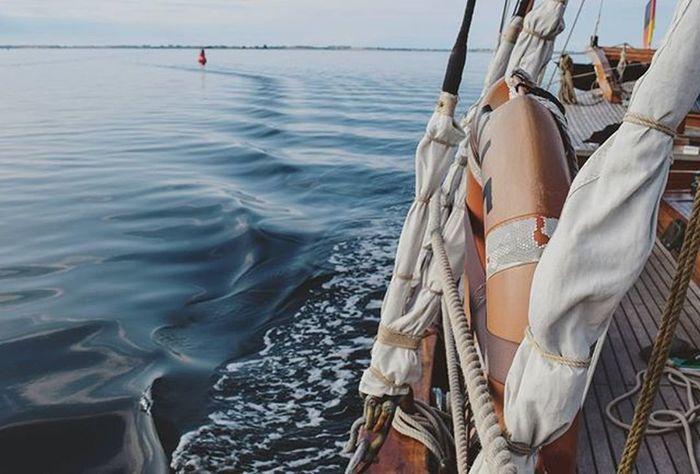 ⛵ Wenn ich die See seh', brauch ich kein Meer mehr 💙 Sailing Sail Balticsea Baltic Mare Sea Ocean Ship Sailor Segeln Schiff Diving Dive Mvliebe Mv_liebe Team_photunique Wismar Wismarbucht Hwi Qualle Msqualle Ostsee Home