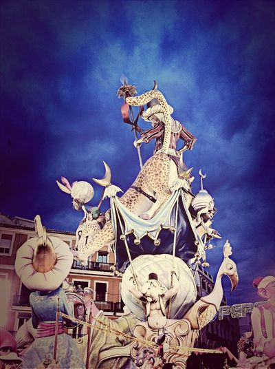 Good Times Art ArtWork Fallas 2013