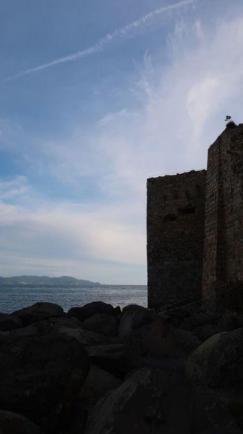 Tuscany Italy Italy❤️ Italy🇮🇹 Italy Holidays Sky Water Architecture Sea Built Structure Cloud - Sky Beach