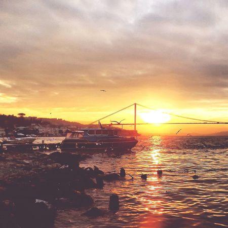 Istanbul Turkey Cengelkoy Manzara