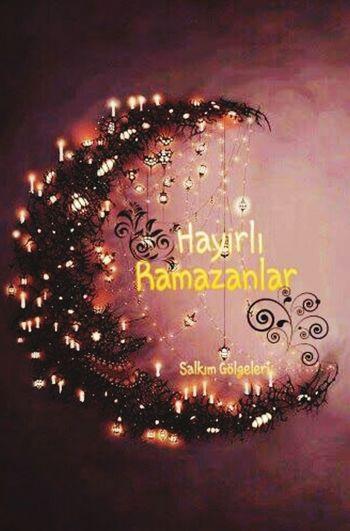 Hayırlı Ramazanlar RamazanHoşgeldin Ramazanayımübarekolsun