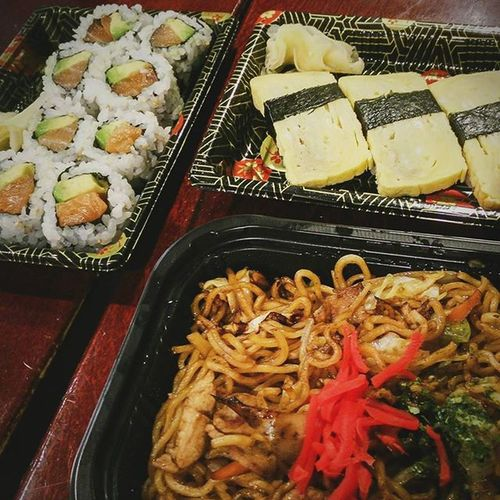 Another sneak peek for Mabataki Foodporn Japanesefood WP