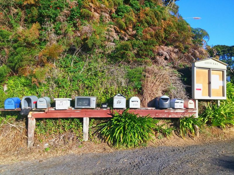 A lil bit of kiwi ingenuity..😂😂😂😂😂✉📬 Showcase April The KIOMI Collection Weathered Remote Mailboxes Coastal Feature Determination! Waiuku I WAS HERE Awhitu Peninsula Orua Bay Go Outside Once In A While My Country And Proud New Zealand Scenery New Zealand Perserverance Things I Like Travel Outdoor Photography Exposed Mountains And Sky Letterboxes April 2016 Outdoors Rural Scenes