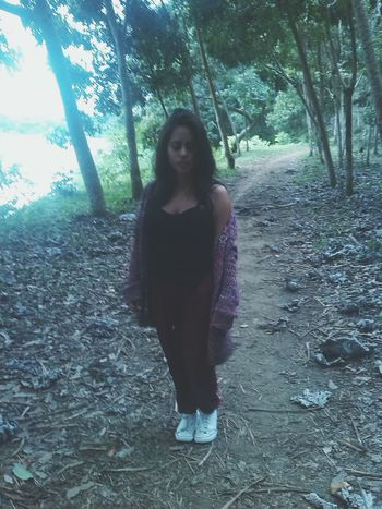 A Walk In The Woods Gypsylife Indie Grunge