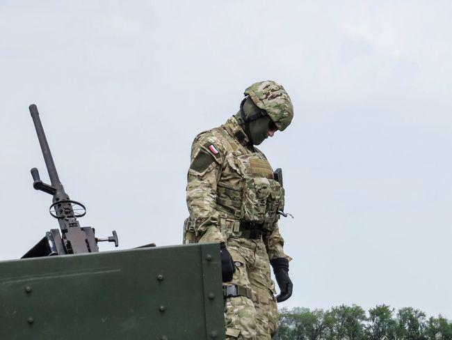 Polish soldier PolishArmy Military Army Soldier Gun Weapon