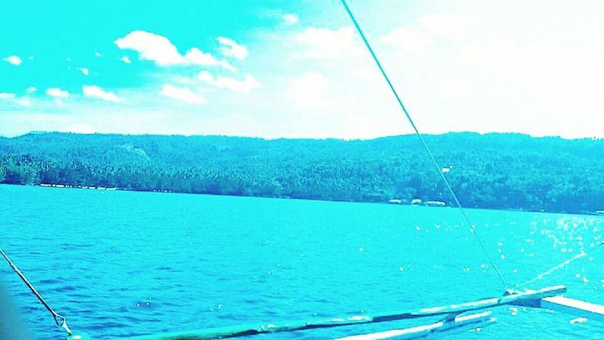 Water Blue Water Beach Summer Davao