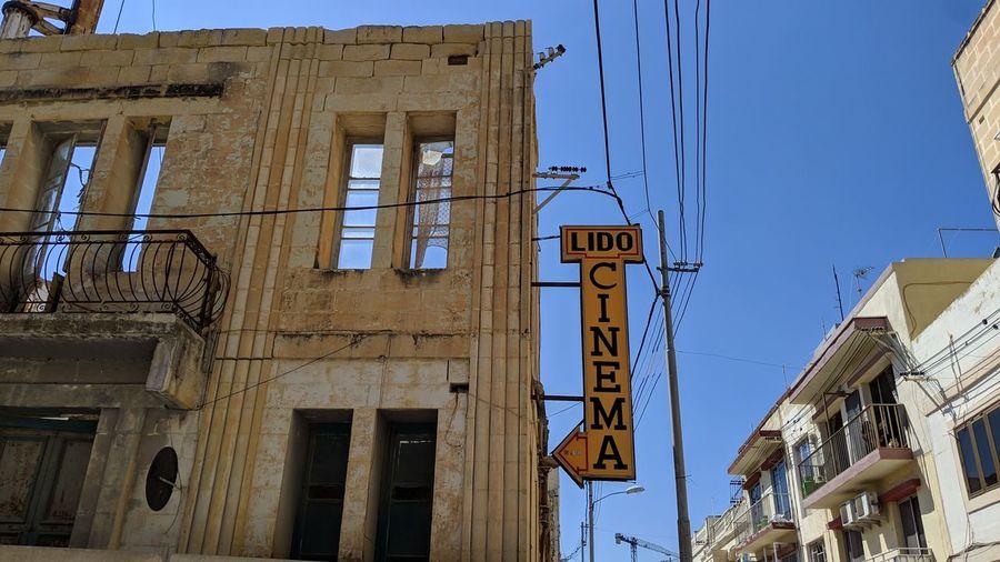 Cinema Lido.