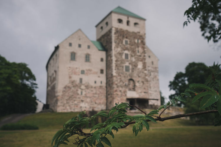 Architecture Baltic Castle Finland Nature Nature Photography Old Town Building Building Exterior Europe History North Outdoors Palace Park Road Trip
