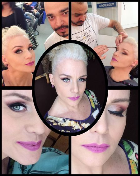 Today's Makeup Job Happy TVHost ErikaFaltin💫