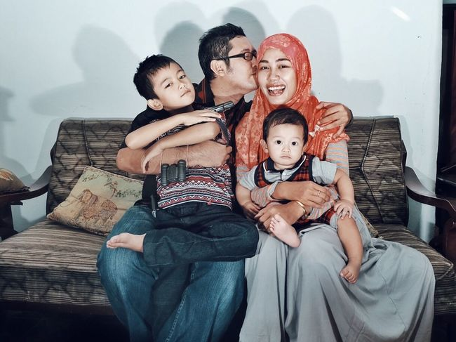 We are moslem family