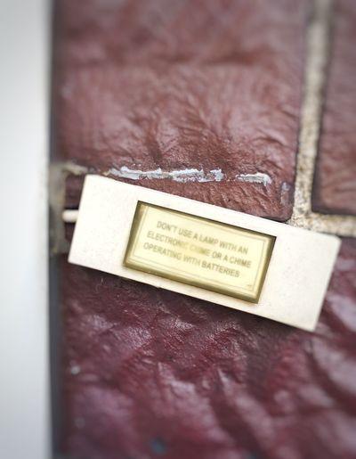 Note Doorbell
