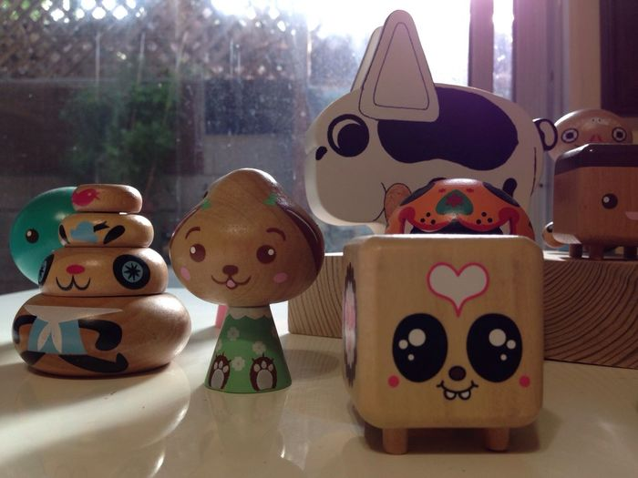 Little friends Toys Wood Art