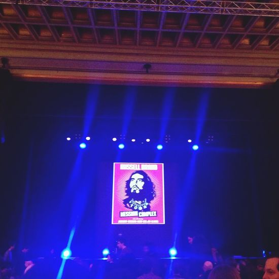 Russell Brand Messiah Complex Monday ♥