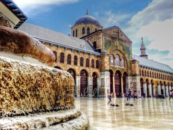 المسجد الاموي