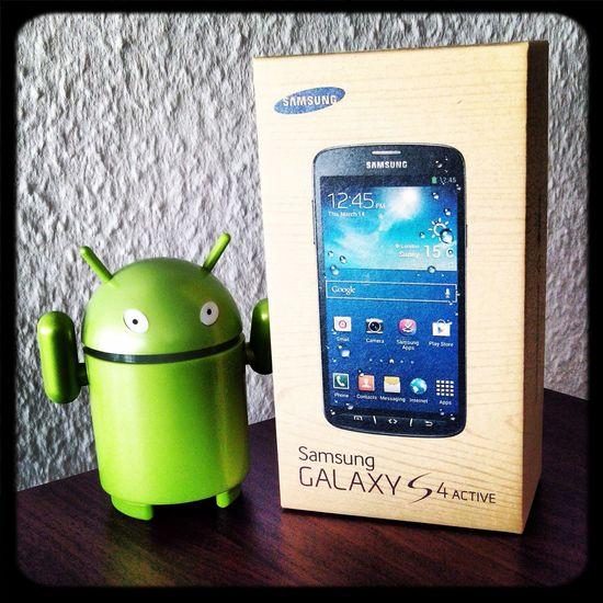 Samsung Galaxy S4 Active Testbericht in kürze auf www.android-news-blog.de Samsung GalaxyS4Active SamsungGalaxyS4Active Galaxy
