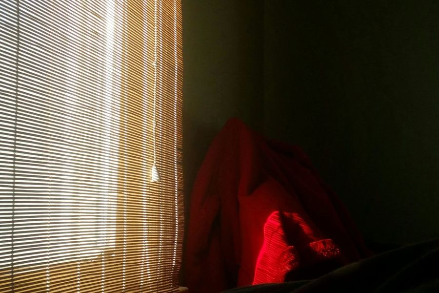 my coat, morning window. [I have accumulated FAR TOO MANY pictures of this window, but it's just the loveliest thing with the sun bleeding through it] Windows Morning Light And Shadow Tranquility Quiet Interior Views Q My Favorite Photo Always Be Cozy