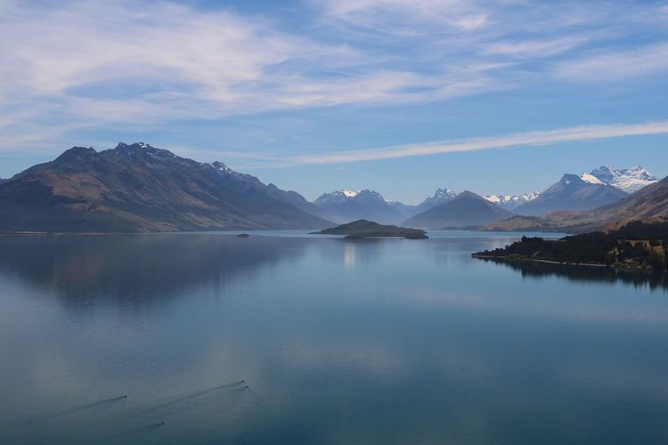 Paradise, New Zealand Glenorchy Paradise EyeEm Best Shots Mountain Beauty In Nature Scenics Nature Lake Mountain Range Reflection Outdoors Tranquility An Eye For Travel Summer Exploratorium