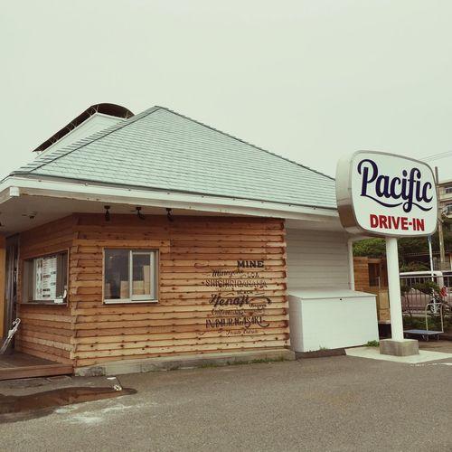 Pacific Drive-in 七里ガ浜 Coffee
