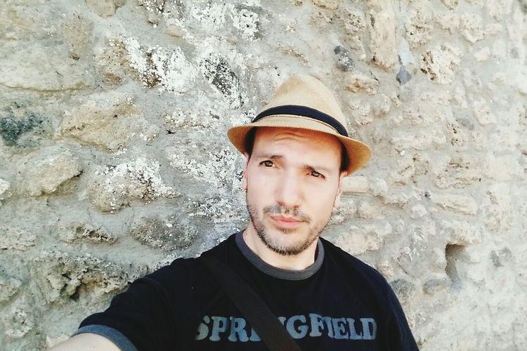 De vacaciones Hello World Hi! Pompeii  Italy