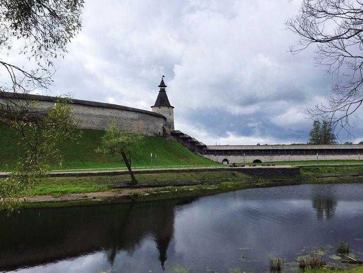 Pskov Beauty In Nature No People Nature Sky Water