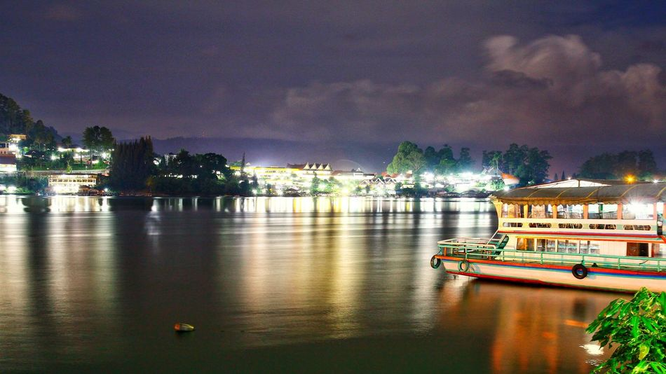 Night scene in Toba Lake, North Sumatera....... Night Photography Night View Nightscape Night Lights Long Exposure Long Exposure Shot Photography By @jgawibowo Shot By Arif Wibowo Travel Photography Travel Destinations INDONESIA Likeforlike Like4like Landscape Lake Lake View Night Nautical Vessel Reflection Water Beauty Architecture Outdoors