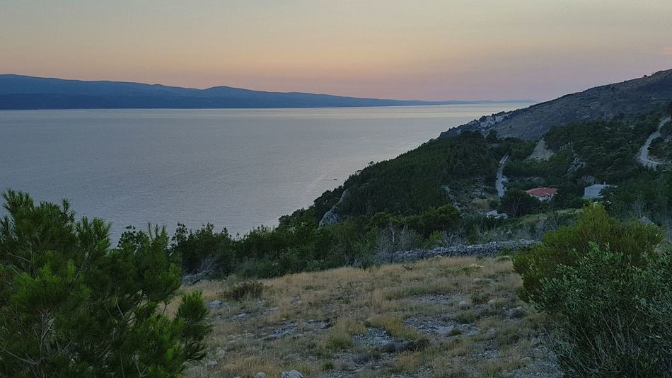 Sunset in Croatia Sunset Landscape Outdoors Nature No People Beauty In Nature Horizon Over Water Sunset_collection Evening Mountain Croatia Croatia🇵🇾 Croatia ❤ Croatia ♡ Instacroatia Greatview Beauty In Nature Croatiawithlove Croatia_photography Croatia Full Of Life Croatiafulloflife Croatian Landscape Nature Greatviews Sea