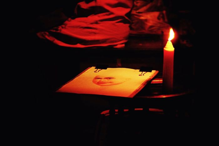 Under Candle Light And Shadow Art Art, Drawing, Creativity Drawing Portrait Drawing