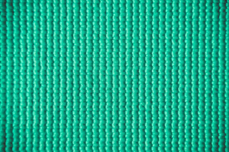 Full frame shot of green blue water