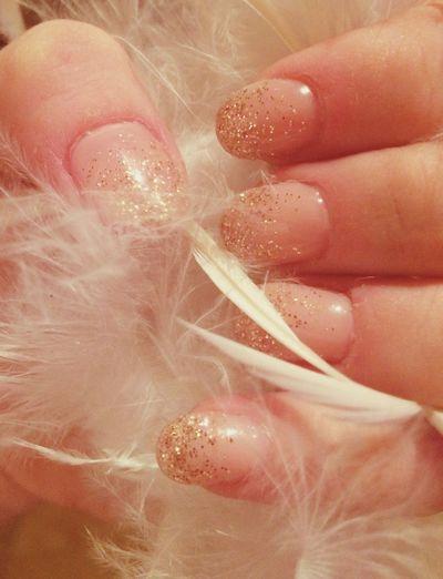 Nails Glitter Love Girls Beauty Beautiful