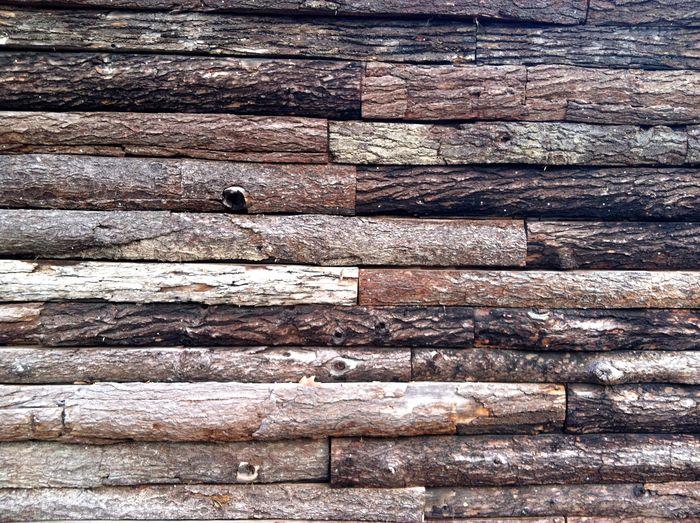 Full frame shot of wooden pier