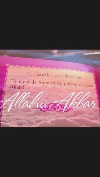 ISLAM♥ Musulmans Paix Love