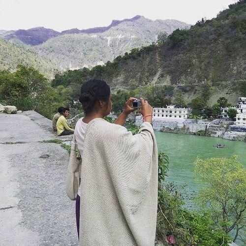 Beautiful Ganga.Rishikesh India
